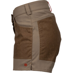 "Amundsen Sports W's Field 5"" Shorts desert/tan"